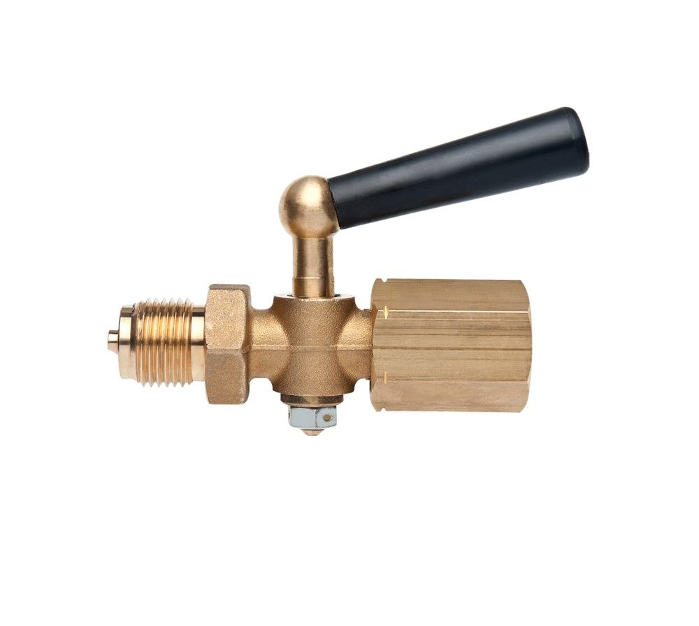 Pressure gauge tap PN 6 DIN 16262