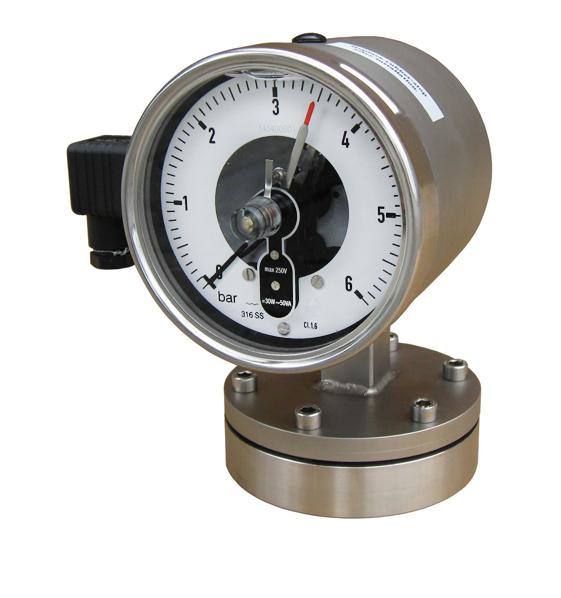 Pressure gauges specials