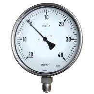 PCX Capsule gauge for low pressure