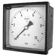 PPC Square and rectangular case for low pressure