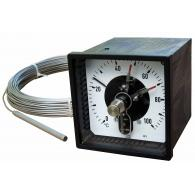 TPC thermometer with contact