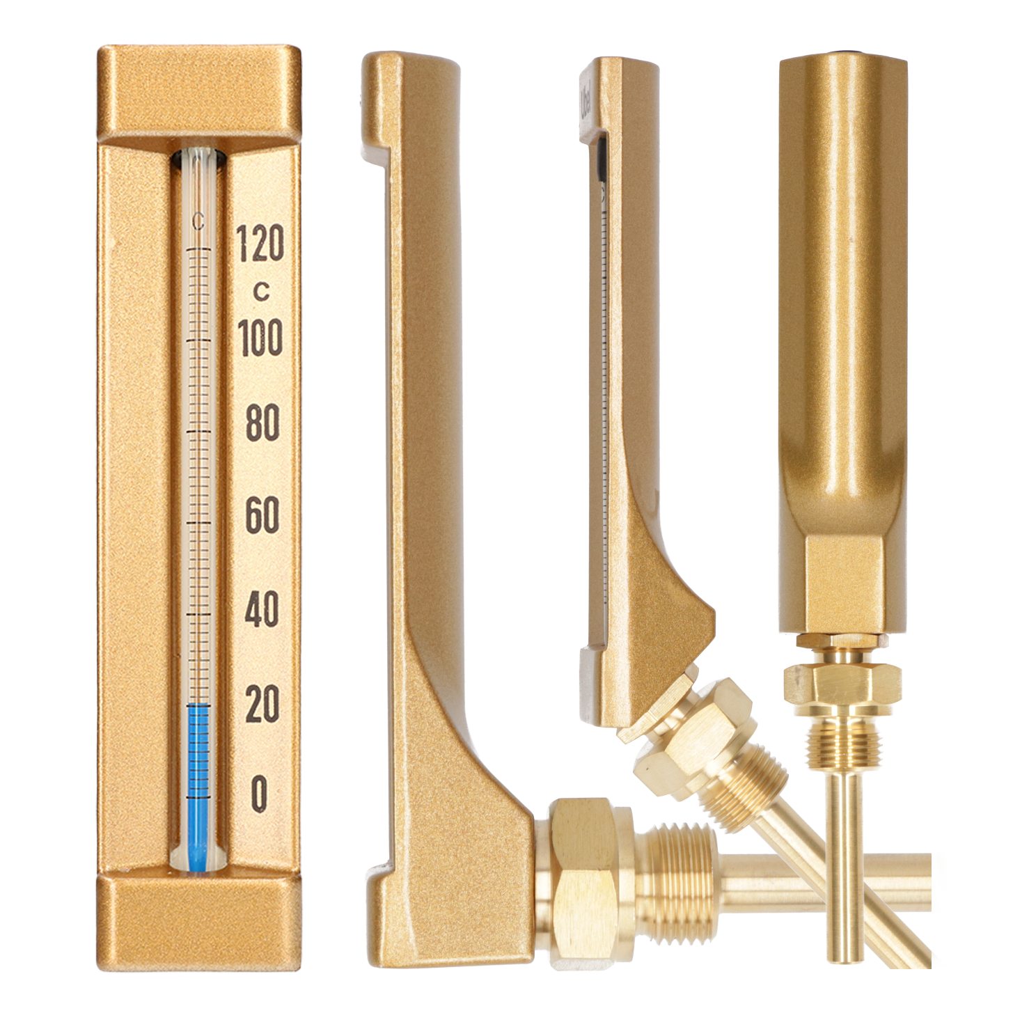 Thermometers stock
